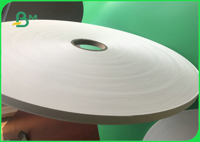 Surface paper 60gsm 120gsm Food Grade Kraft Paper Width 13mm 15mm 27mm 33mm