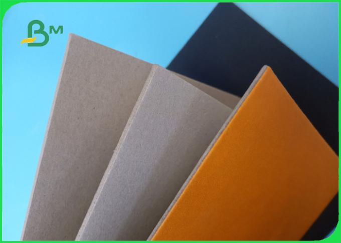 2.2mm Recycled Pulp moisture resistance colored Grey chipboard for packing