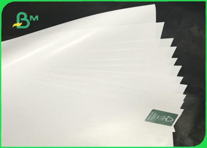 Super Glossy 80gsm 100gsm 135gsm C2S White Couche Paper For Label Printing