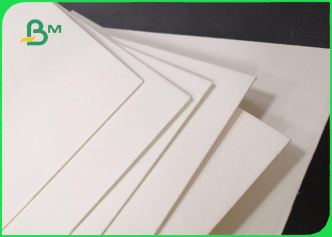 0.4MM 0.7MM 0.9MM White Blotting Paper 430 * 610mm Water Absorbing